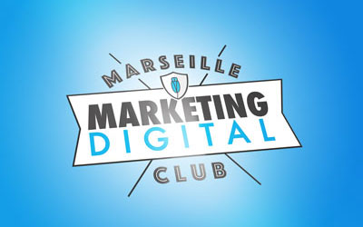 Création du logo du Marseille Marketing Digital Club