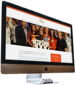 Site internet pour Femmes 3000